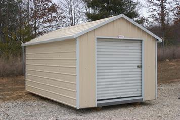 Storage buildings north carolina nc storage buildings for Metal storage sheds for sale